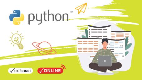Python - Kliker - IT kursevi za djecu
