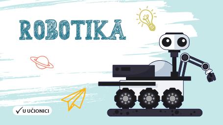 Robotika - Kliker - škola programiranja za djecu