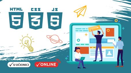 Web programiranje - Kliker - IT kursevi za djecu