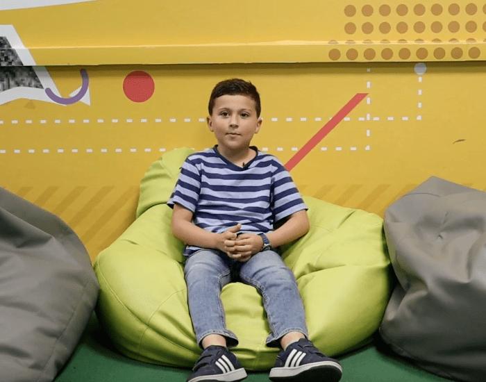 Damir Đumišić - Kliker - škola programiranja za djecu