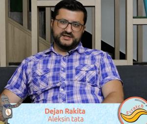 Dejan Rakita - Kliker - škola programiranja za djecu