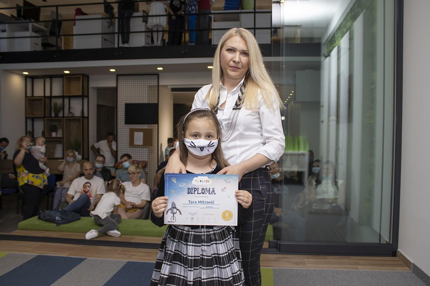 Dodjela diploma 2021. - Kliker Banja Luka