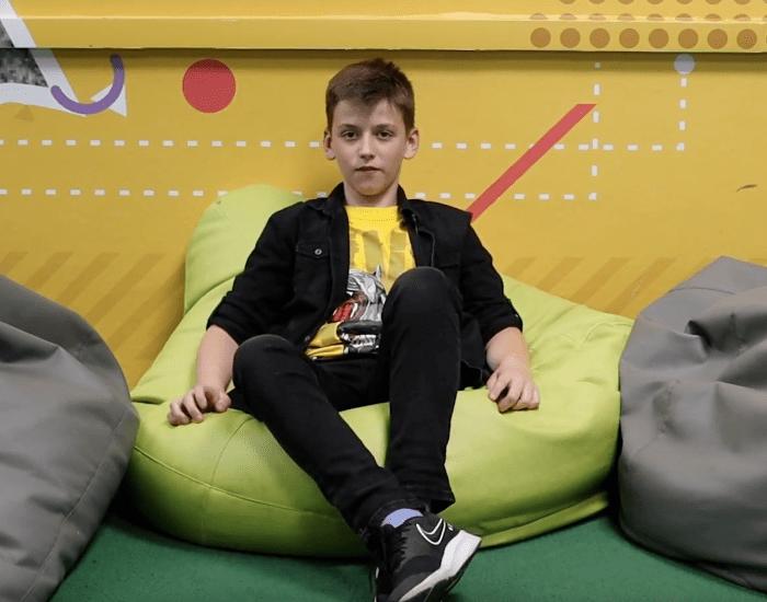 Filip Petrović - Kliker - škola programiranja za djecu