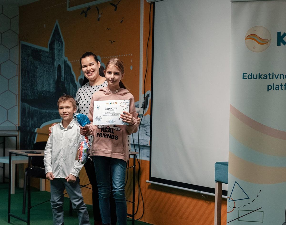 Kliker - dodjela diploma 2019