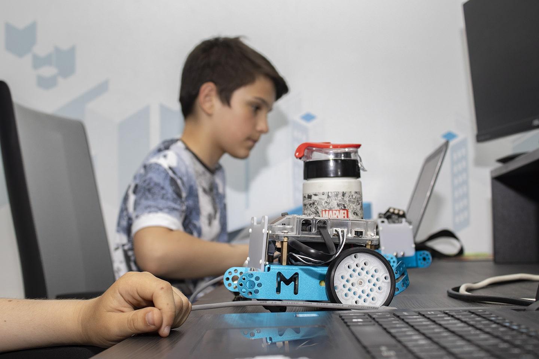 Robotika - nastava