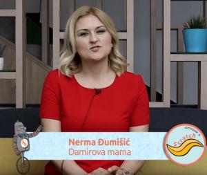 Nerma Đumišić - Kliker - škola programiranja za djecu