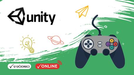 Unity - Kliker - IT kursevi za djecu